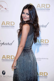 Victoria Justice Stills at ARD Foundations A Brazilian Night to Benefit MSK in New York