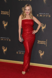 Wendi McLendon-Covey at Creative Arts Emmy Awards in Los Angeles