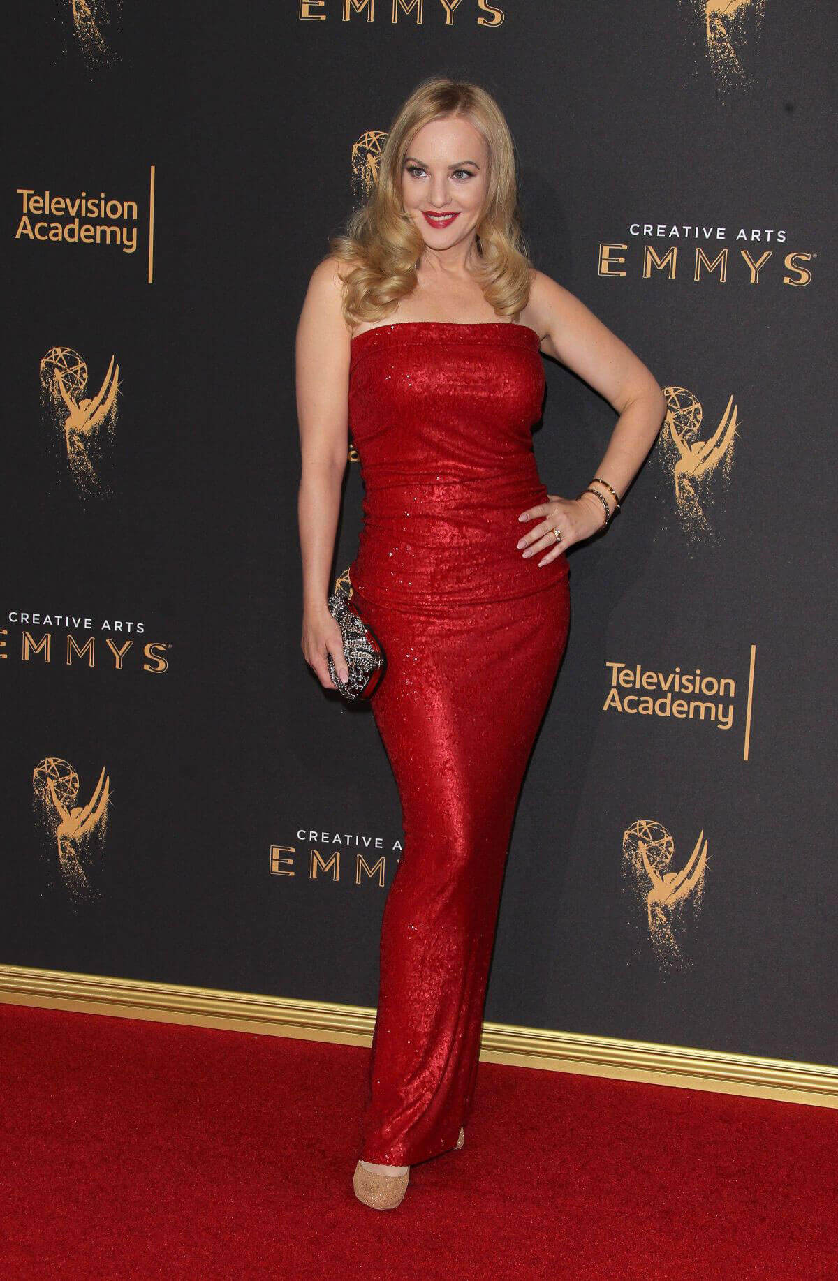 Wendi Mclendon Covey At Creative Arts Emmy Awards In Los Angeles