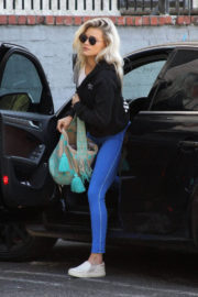 Witney Carson Stills at DWTS Practice in Kollywood
