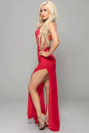 WWE Divas CJ (Lana) Perry Poses for WWE Photoshoots, 2017 Issue