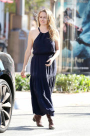 Alicia Silverstone Stills Out and About in Los Angeles