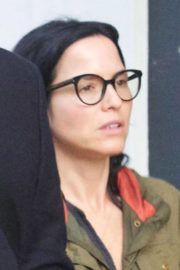 Andrea Corr Stills Out and About in Chelsea