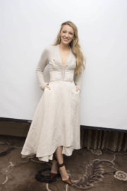 Blake Lively Stills at All I See Is You Press Conference