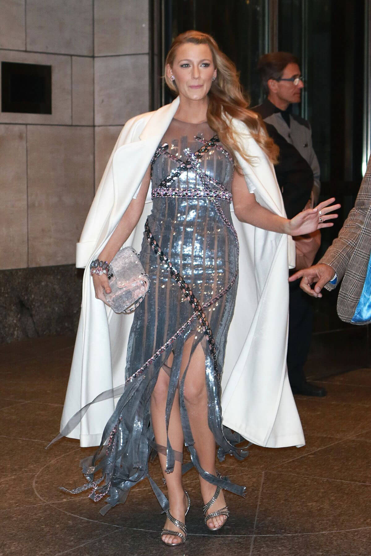 Blake Lively Stills at All I See Is You Screening in New York Images