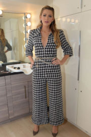 Blake Lively Stills Changes for Her Press Tour in New York Images