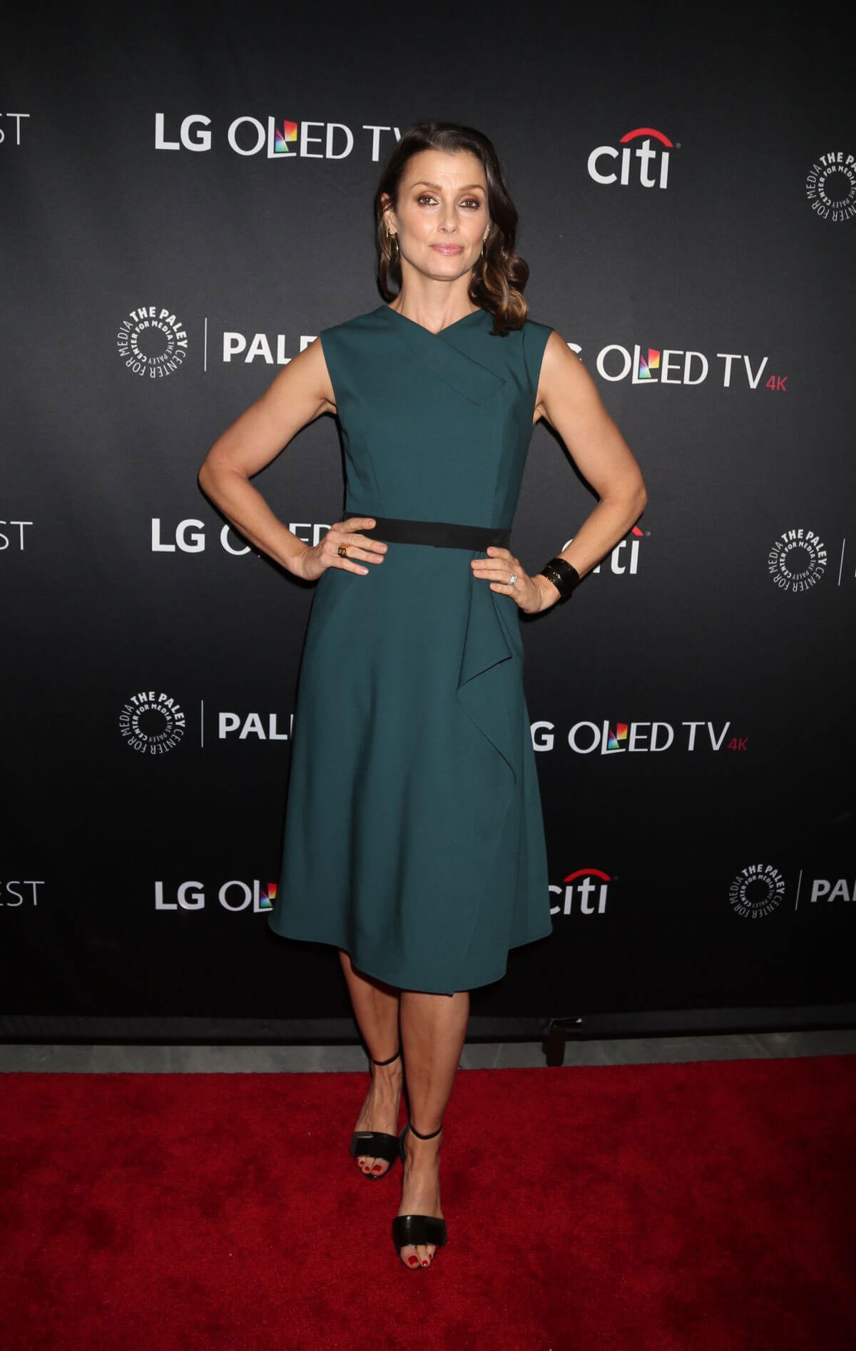 Bridget Moynahan Stills at Blue Bloods Presentation at Paleyfest in New York
