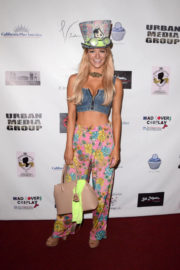 Caitlin O'Connor Stills at Halloween Hotness 4: Heating Up for the Cure in Hollywood