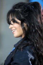 Camila Cabello Stills at Today Show in New York Images