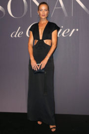 Carolyn Murphy Stills at Resonances De Cartier Jewelry Collection Launch in New York