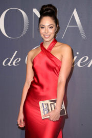 Chantelle Waters Stills at Resonances De Cartier Jewelry Collection Launch in New York