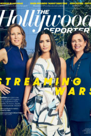 Demi Lovato Photos in The Hollywood Reporter Magazine, October 2017