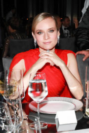 Diane Kruger Stills at Resonances De Cartier Jewelry Collection Launch in New York