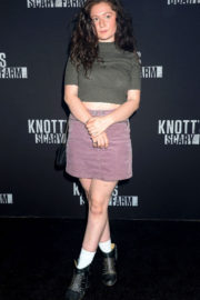 Emma Kenney Stills at Knott's Scary Farm Celebrity Night in Buena Park
