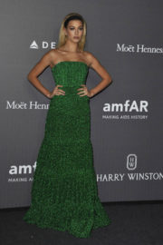 Hailey Baldwin at Amfar Gala in Milano