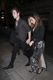 Jade Thirlwall Stills Night Out in London Images
