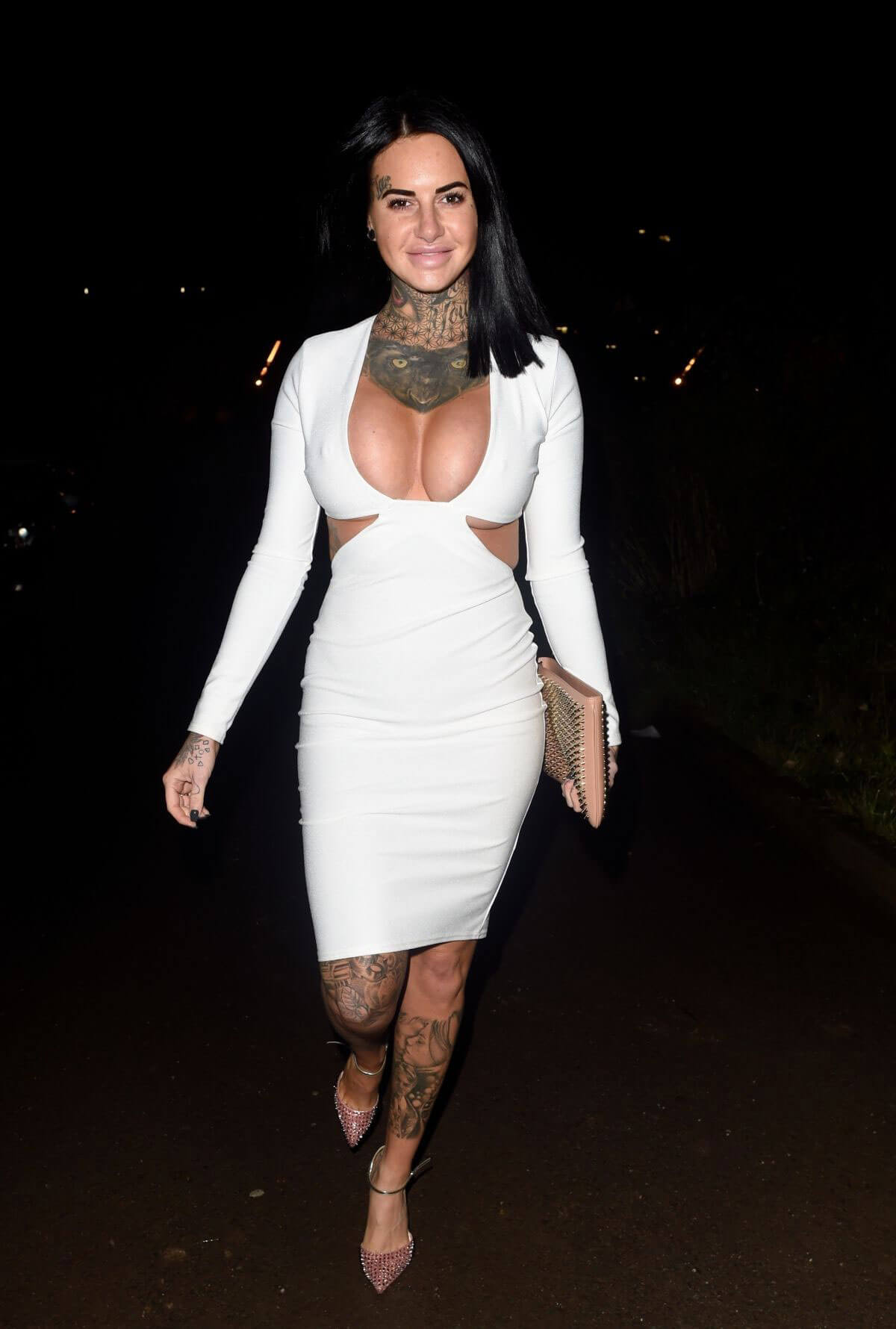 Cleavage Jemma Lucy nude photos 2019
