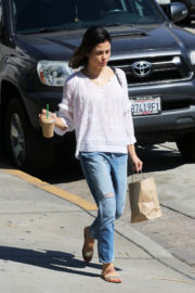 Jenna Dewan Stills Out and About in West Hollywood