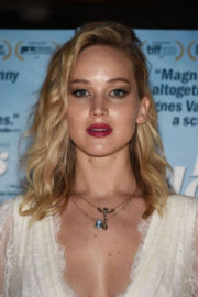 Jennifer Lawrence Stills at Faces Places Premiere in West Hollywood