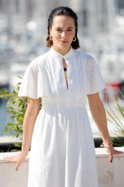 Jessica Brown Findlay Stills at Harlots TV Show Photocall at Mipcom in Cannes