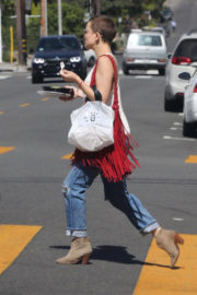 Kate Hudson Stills Out and About in West Hollywood