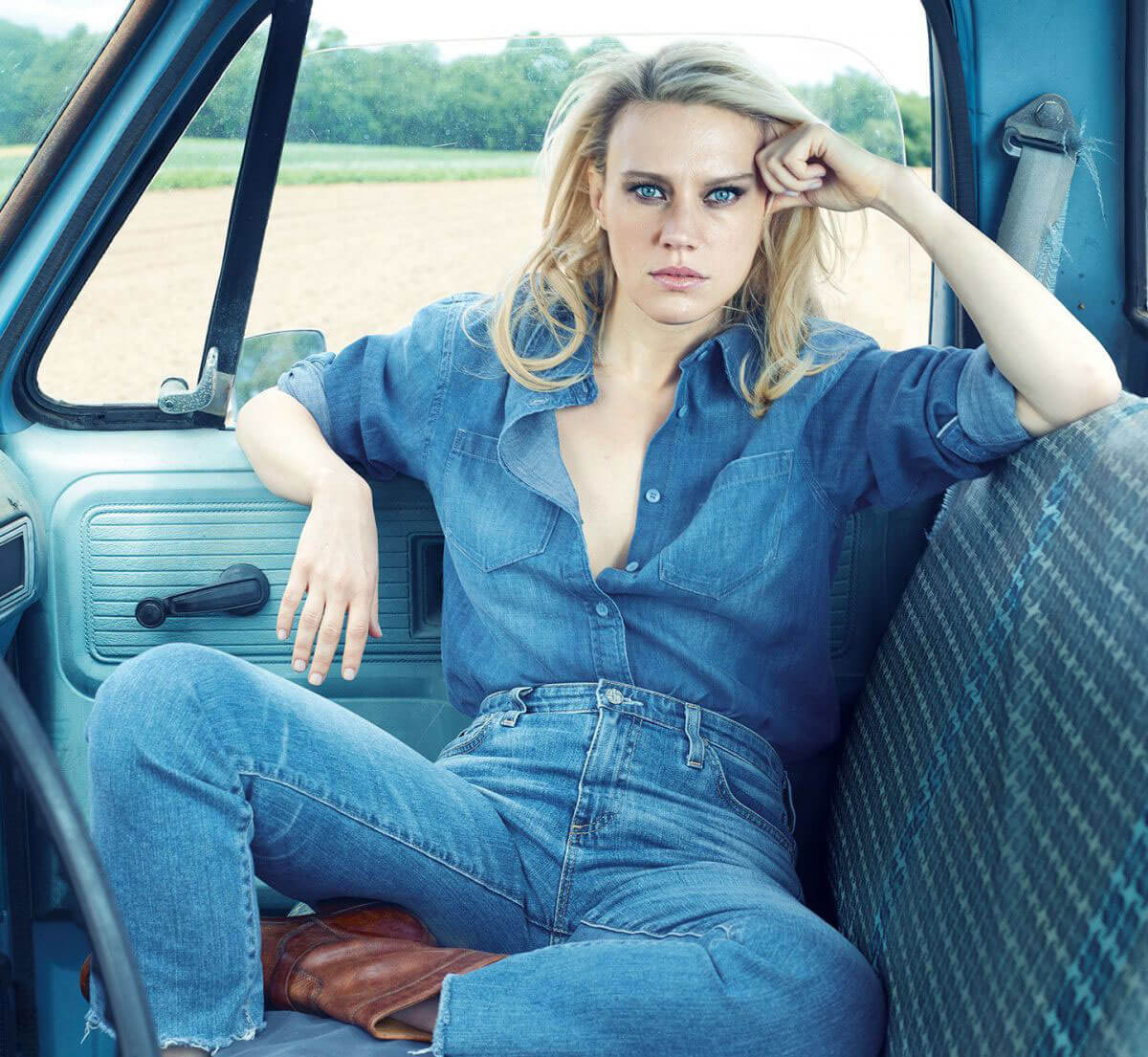 Kate McKinnon Poses for Vanity Fair Magazine 2017