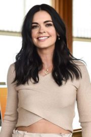 Katie Lee Stills at Food Network & Cooking Channel New York City Wine & Food Festival