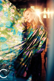 Kirsten Dunst Poses for C California Style Magazine, October 2017