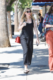 Kirsten Dunst Stills Out for Coffee in Studio City