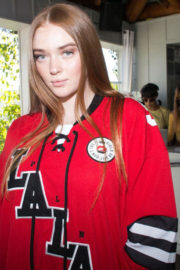 Larsen Thompson Stills at #tialspink Launch Party in Los Angeles