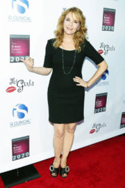 Lea Thompson Stills at 17th Annual Les Girls Cabaret in Los Angeles