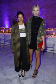 Lena Gercke Stills at Moncler X STYLEBOP.com Launch Party in Berlin
