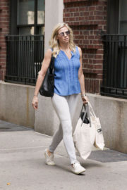 Lindsay Shookus Stills Out and About in New York