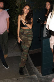 Madison Beer Stills at Poppy Club in West Hollywood Photos