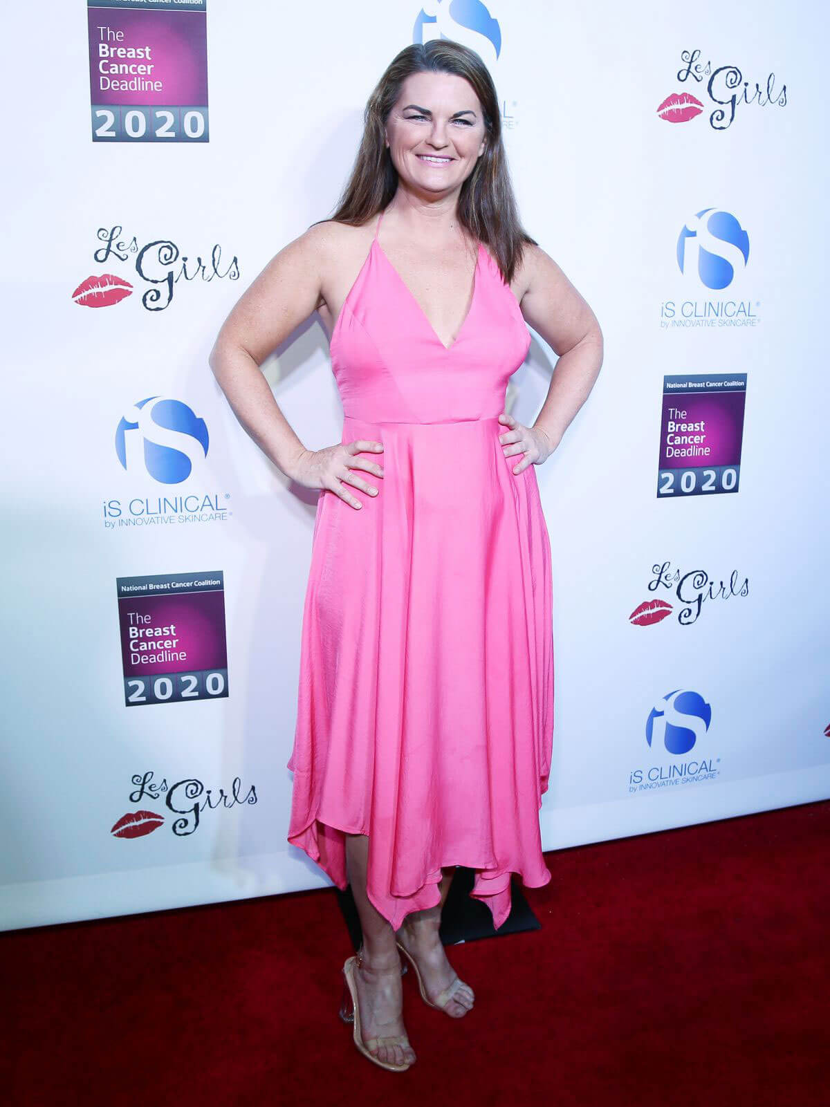 Mary Birdsong Stills at 17th Annual Les Girls Cabaret in Los Angeles