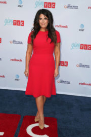 Monica Lewinsky Stills at TLC's Give a Little Awards in Hollywood