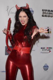 Natasha Blasick Stills at Halloween Hotness 4: Heating Up for the Cure in Hollywood