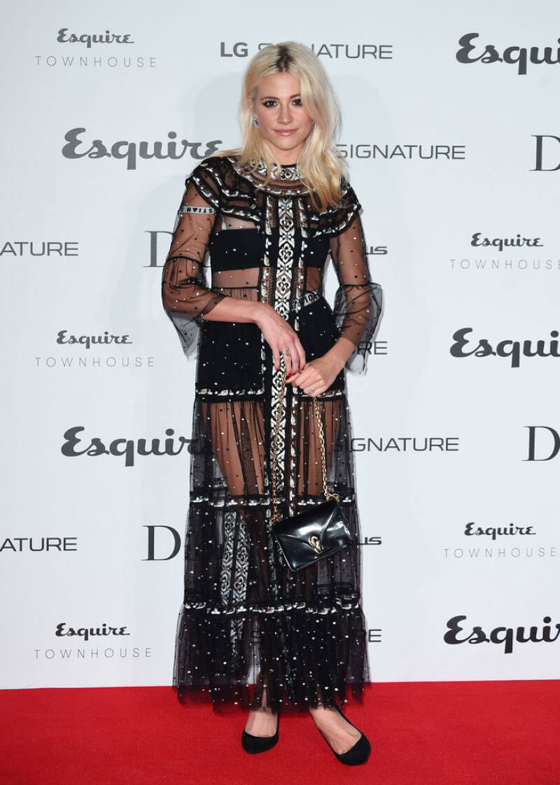 Pixie Lott Stills at Esquire Townhouse with Dior Party in London