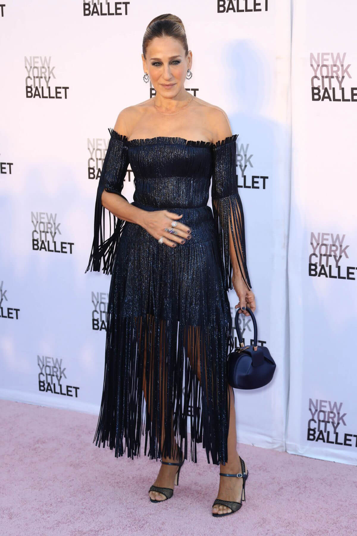 Sarah Jessica Parker Stills at New York City Ballet's 2017 ...