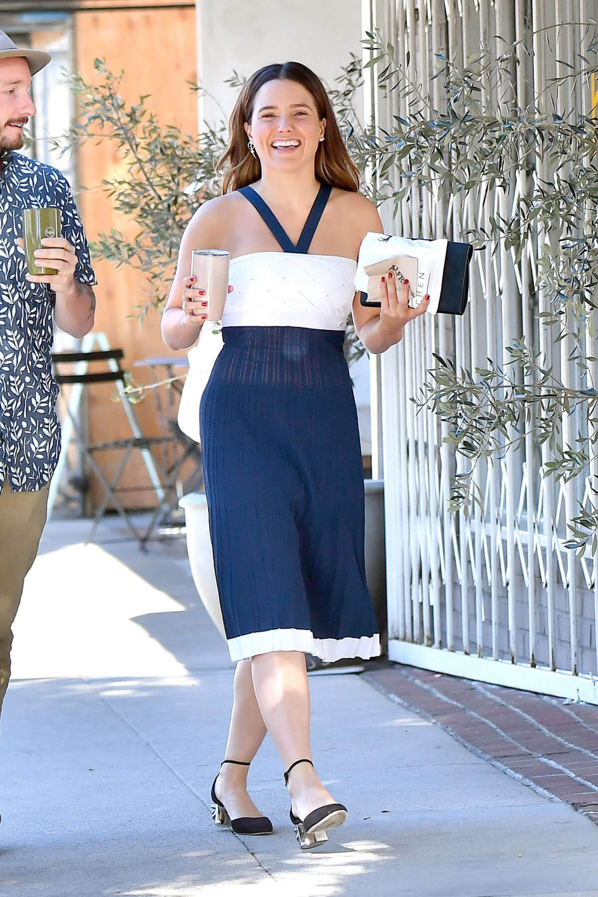 Sophia Bush Stills Out and About in Studio City