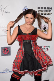 Tatyana Figueiredo Stills at Halloween Hotness 4: Heating Up for the Cure in Hollywood