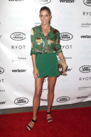 Tricia Helfer Stills at the Take Every Wave: The Life of Laird Hamilton Premiere in Hollywood