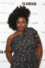 Uzo Aduba Stills at Glamour's The Girl Project Celebrating International Day of the Girl in New York