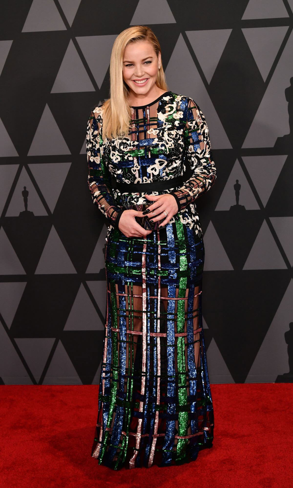 Abbie Cornish Stills at AMPAS 9th Annual Governors Awards in Hollywood
