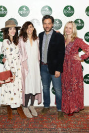 Abigail Spencer Stills at 2nd Annual Space on Ryder Farm Gala in New York