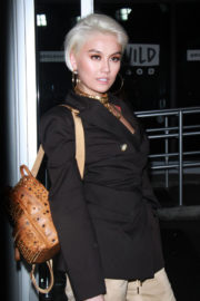 Agnez Mo Stills at Build Series in New York 11/07/2017