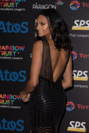 Alesha Dixon Stills at An Evening with the Stars in London