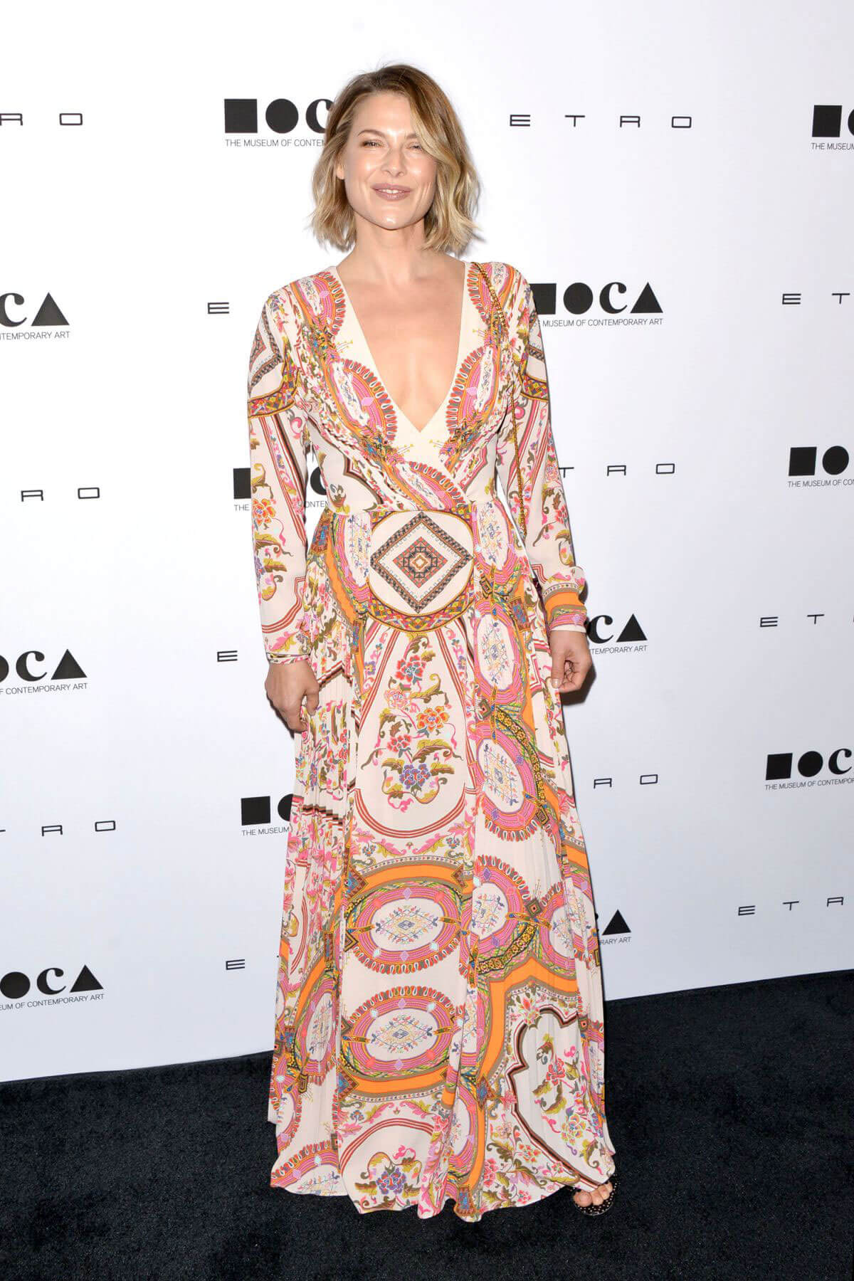 Ali Larter Stills at 10th Moca Distinguished Women in the Arts Luncheon in Los Angeles