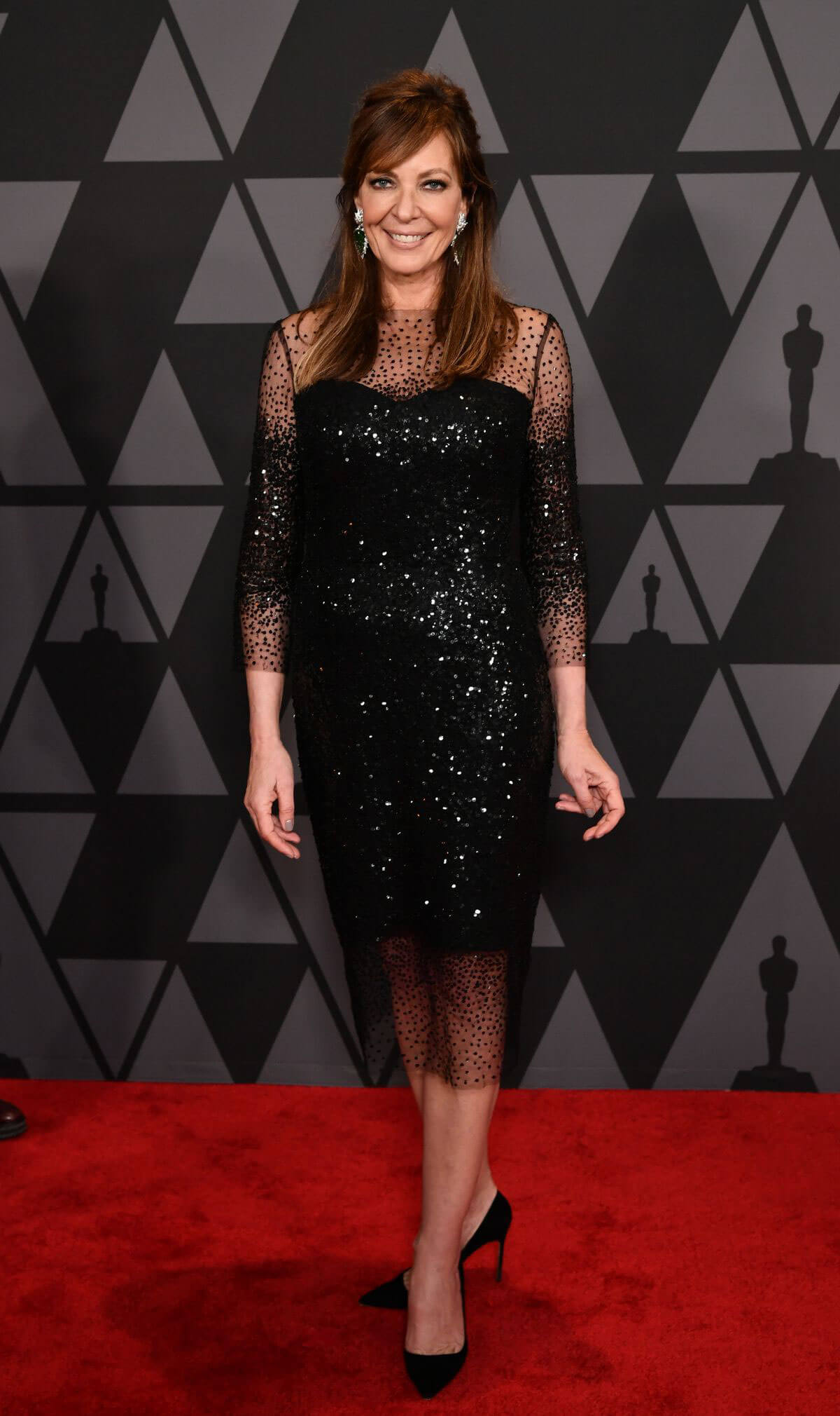 Allison Janney Stills at AMPAS 9th Annual Governors Awards in Hollywood