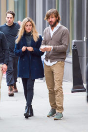Amaia Salamanca Stills Out for Lunch in New York Images